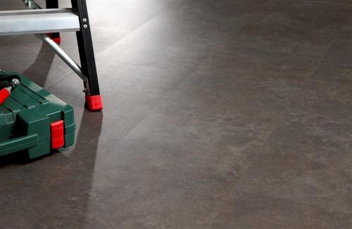 pvc vloeren beton brons