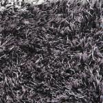 Topvloeren karpet meridien-zilverzwart