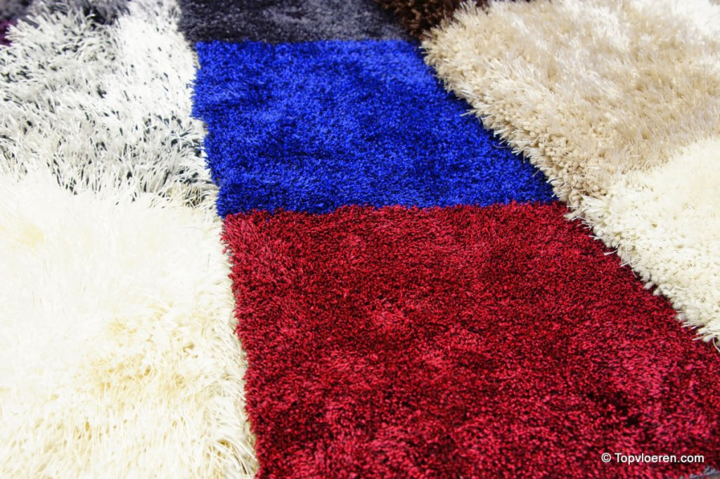 Topvloeren karpetten diverse kleuren