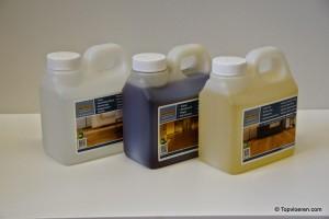 Woca en Proff Woodcare (Portego) onderhoud voor uw geoliede parketvloer