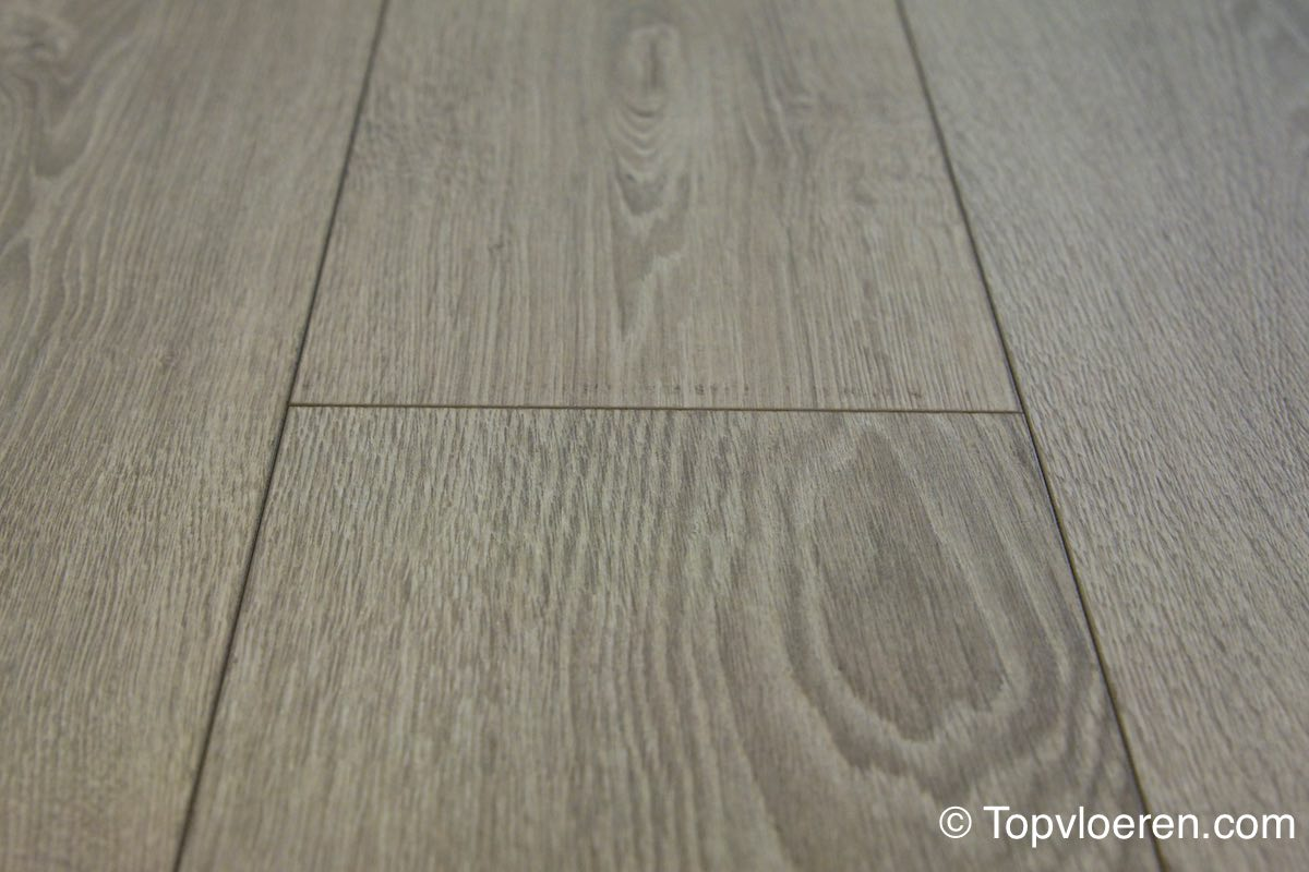 Aanbieding laminaat eiken grijs 12mm