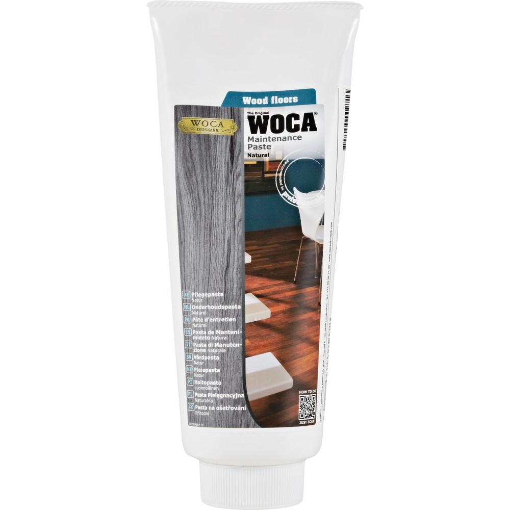 onderhoudspasta woca / proff woodcare Topvloeren
