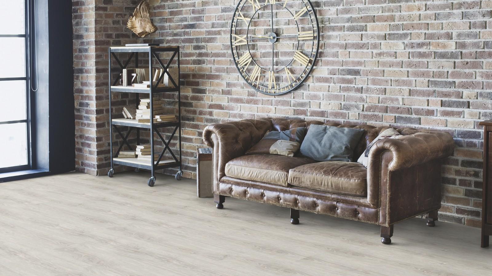 Topvloeren | PVC Wicanders vinylcomfort forzen oak