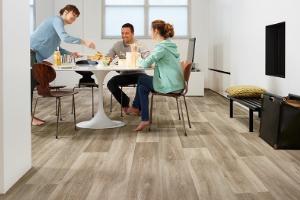 Topvloeren aanbieding pvc vloeren klik-systeem