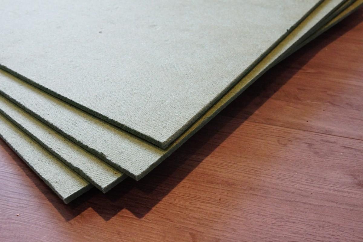 ondervloeren platen voor diverse vloeren