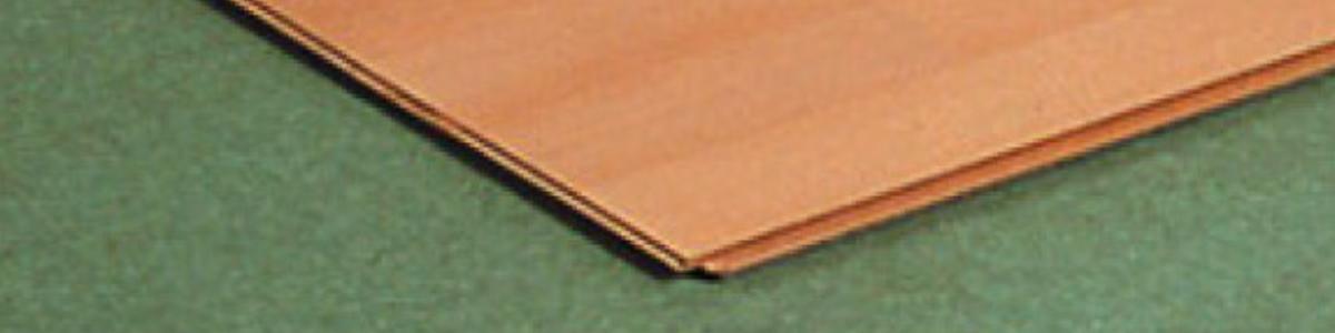 Ondervloeren voor parket, laminaat, pvc en kurkvloeren