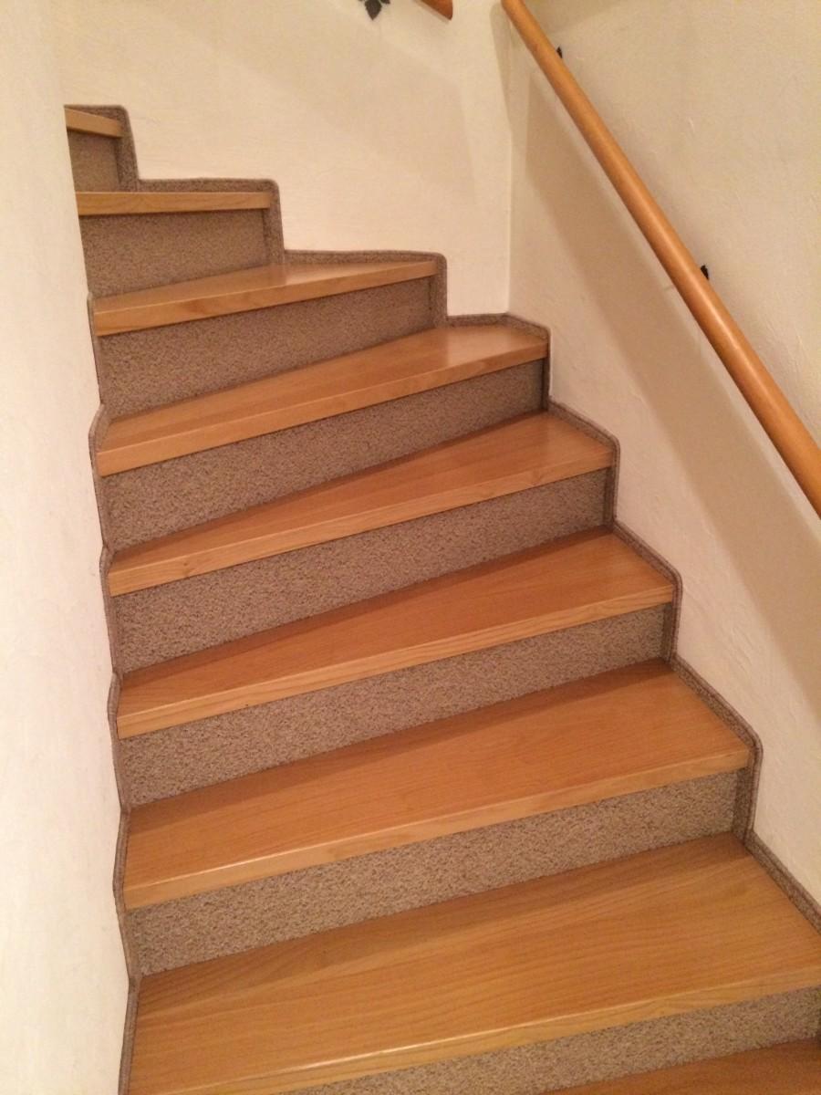 Uw trap renoveren zonder slopen