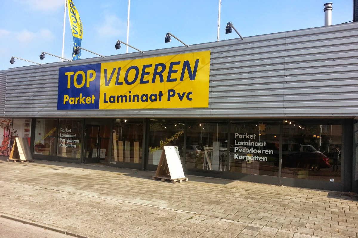 Topvloeren Den Haag contact openingstijden parket laminaat pvc