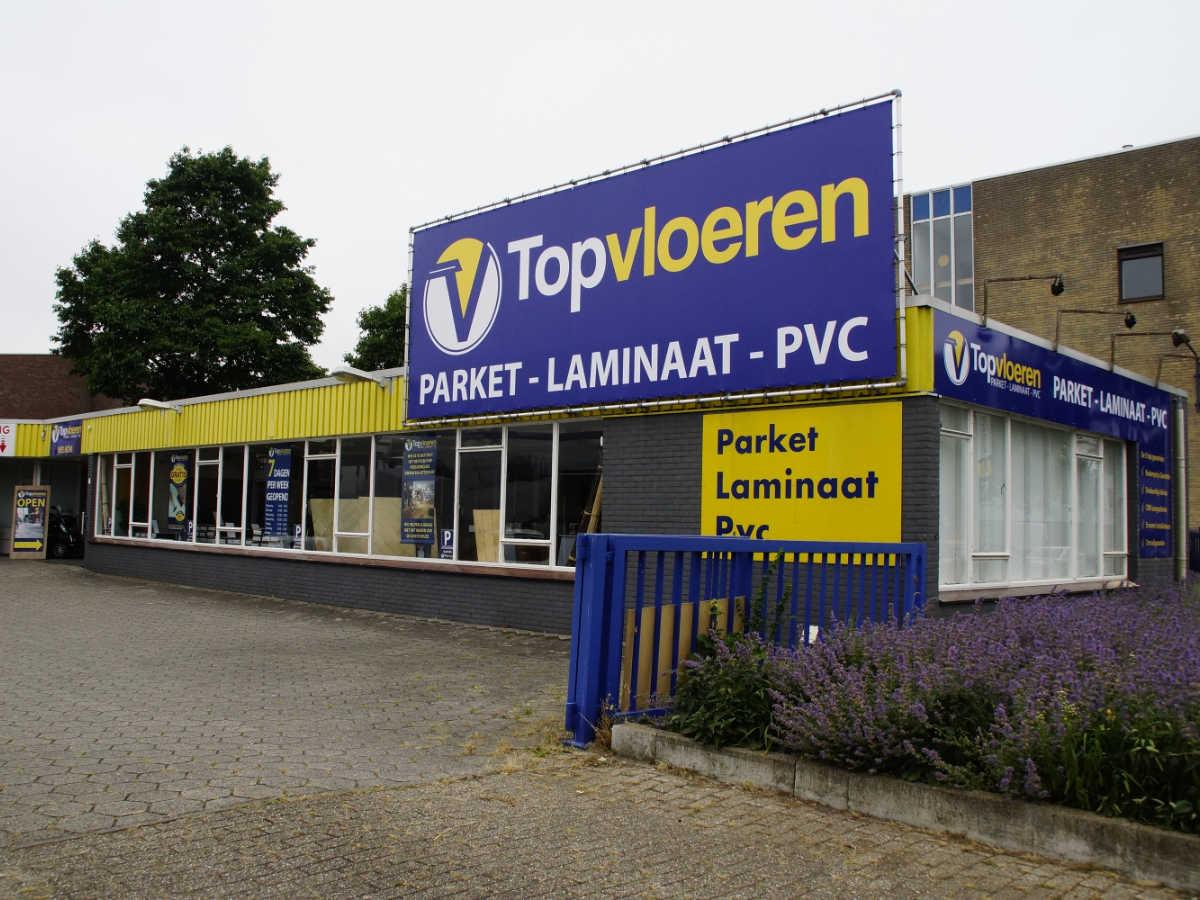 Topvloeren Utrecht adres en openingstijden