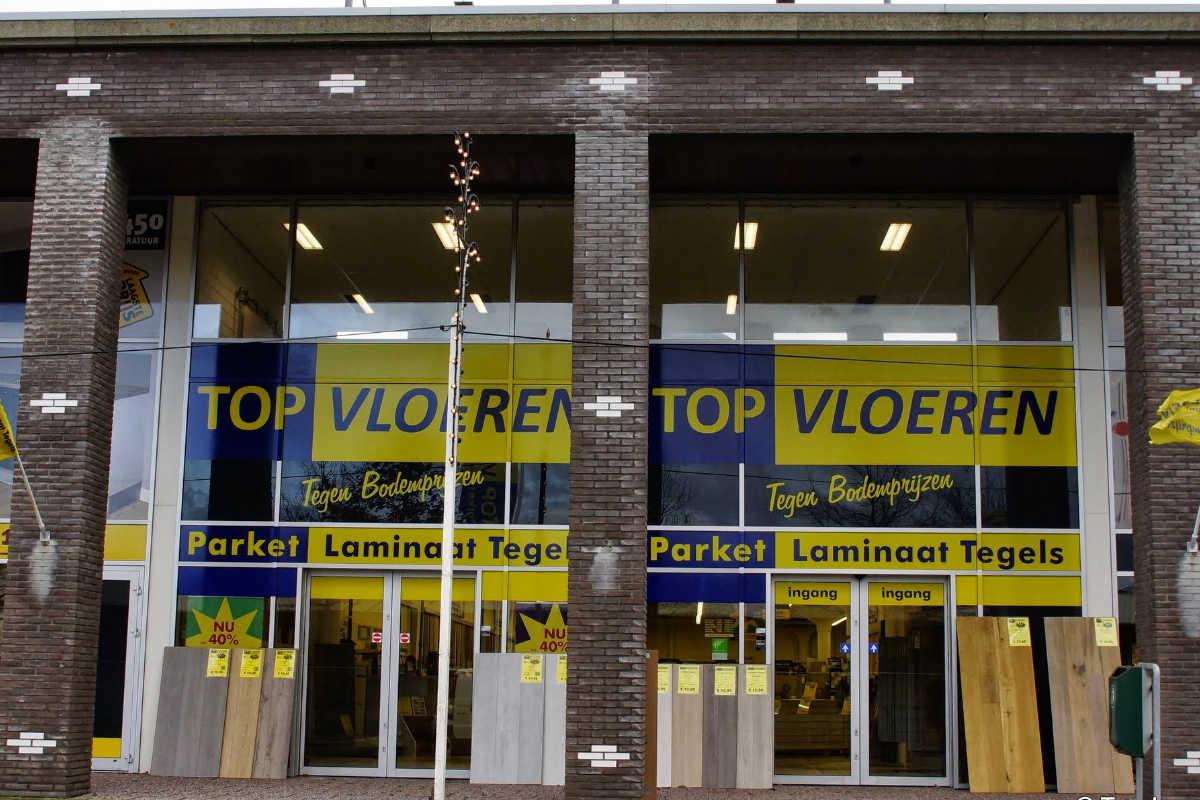 Topvloeren Veenendaal contact openingstijden parket laminaat pvc
