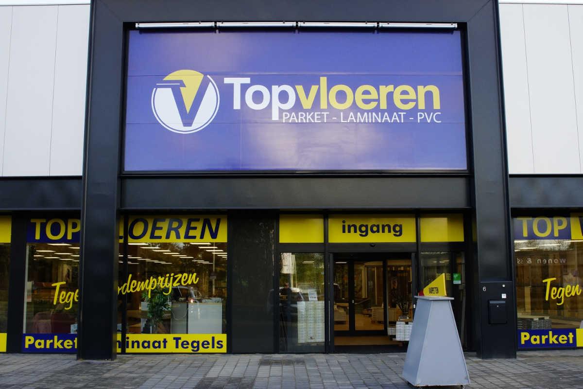Topvloeren Waalwijk contact openingstijden parket laminaat pvc